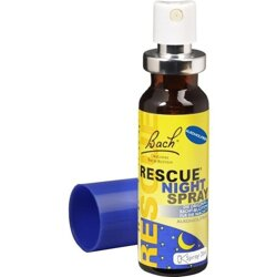 Krizový sprej noční RESCUE REMEDY SPRAY NIGHT 20 ml - Bachovy esence